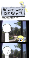 my life with derpy 19 by chibi95