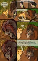 The Dark Lion page 17 by Mydlasfanart