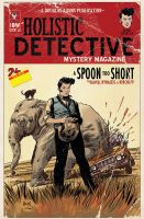 Dirk Gently A SPOON TO SHORT #2 by RobertHack