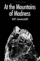 At The Mountain Of Madness by dcf