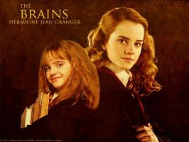 Hermione - Then and Now by KMeaghan