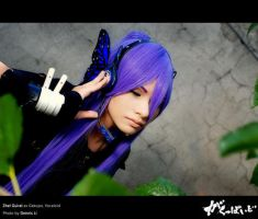 Gakupo - Forest of Symphony by shutter-puppy
