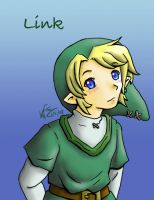 Link by LauraDoodles