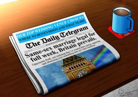What the Papers Say by kingpin1055