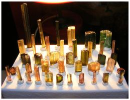 Tourmaline from Namibia by The-crystal-healer