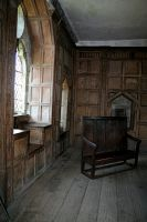 Stokesay Castle Interior 17 by OghamMoon