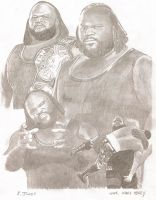 WWE, Mark Henry by eazy101