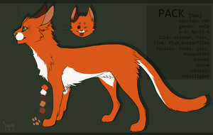 Pack by takemesomewhale