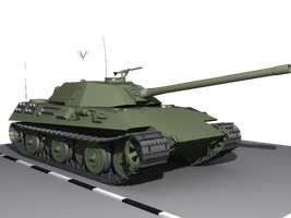 Another tank concept by Darkheart1987