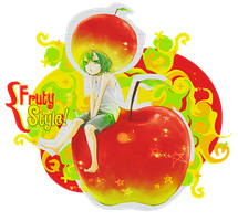 Fran fruty style! by akumaLoveSongs