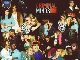 Criminal minds wallpaper by emZy-13