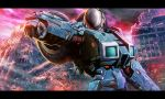 Cyclone Ride Armor by Valzonline