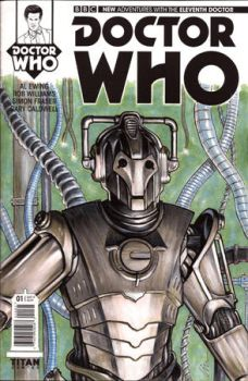 Cyberman by linworkman