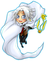 DGM Allen chibi for Roxiee by MMtheMayo