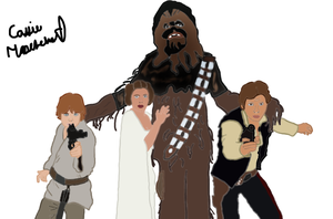 Contest: Star Wars Society by leapylion3