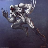 Anti-Venom by RyuKomagora8
