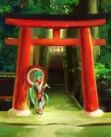 Shinto by My-Magic-Dream