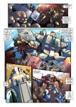 A Gordian Knot page 11 by TF-The-Lost-Seasons
