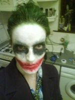 Halloween Joker by sarahbevan11