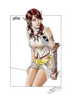 World Of Warcraft - Yalea by Jefonyx