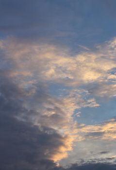 Clouds 1 by yana-stock