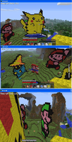 Minecraft First Product by bryanaldrin