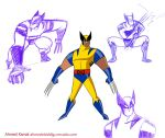 Wolverine by a7md93
