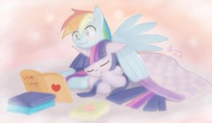 Commission TwiDash by HowXu