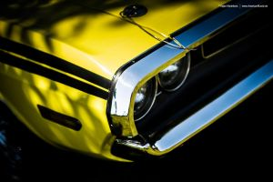1971 Dodge Challenger Detail by AmericanMuscle