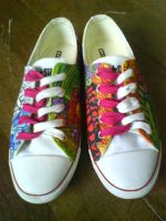 first customized shoes by alphadikei