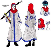 Alabasta Outfit 2 by zoro4me3