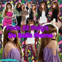 Pack fotos png bella thorne by eveSwagglml