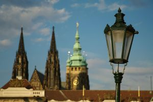 St.-Vitus-Cathedral by friedapi