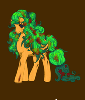 Blossvine Commish by TwinWolfSister