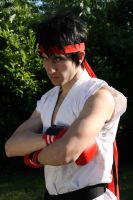 Ryu-Street Fighter by SenninUzumaki