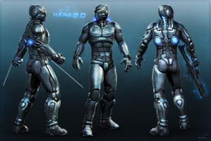 N.E.R.O. 2.0 by sash4all