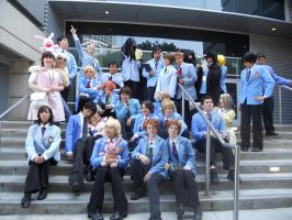 Ouran Gathering AX 2011 by Brightstar13