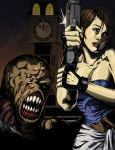 Resident Evil The Last Stand by Grace-Zed