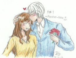 Request: Dear by Roello-G