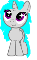 MLP FIM:Adoptable EXTRA FILLY(OP by cottoncloudyfilly