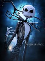 Skeleton Jack by ClaudiaSchirmetz