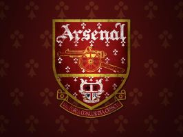 Arsenal FC: Historic Crest by pvblivs