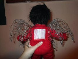 Paul Gray's Angel Wings by thedollmaker