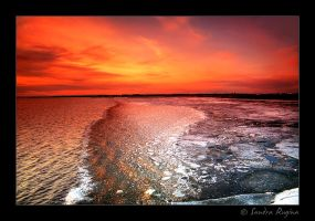 Ice cocktail by Behindmyblueeyes
