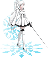 Weiss  RWBY by sparks220stars