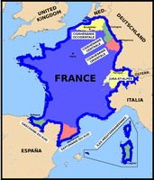 France in an alternative history by matritum