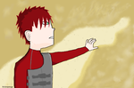 Gaara ..shippuden by Actionpenga