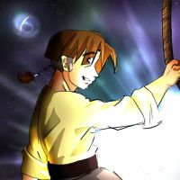 Jim Hawkins by PedTuron