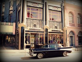 Old Hollywood by coloradorebel