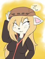 I Got My Hat remade by Akask1-chibi